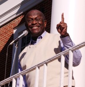 Herman Cain (Brian Stansberry)